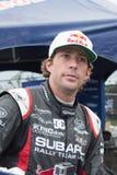 Travis Pastrana rally driver Stock Image