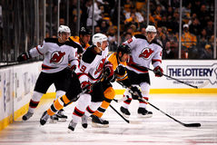 Travis Zajac, New Jersey Devils Stock Image