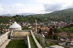 Travnik lizenzfreie stockbilder