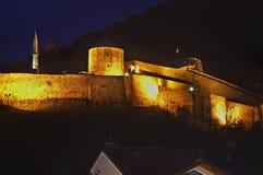 Travnik fortress. Bosnia and Herzegovina royalty free stock images