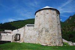 Travnik Fortress Stock Photography