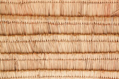 Traw dachowi tła Obrazy Royalty Free