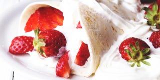 Trawberries Стоковые Изображения RF