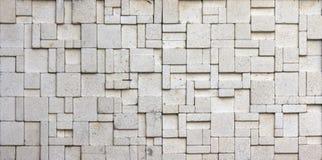 Trawertynu dachówkowy ceramiczny, mozaika kwadrata projekta bezszwowa tekstura obrazy royalty free