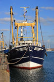 Trawler Royalty Free Stock Photography