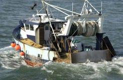 trawler Zdjęcie Stock