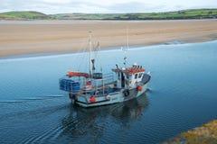 trawler Royaltyfri Foto
