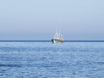 Trawler Royalty Free Stock Photos