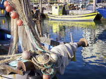 Trawler Royalty Free Stock Images