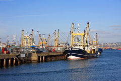 Trawlers Royalty Free Stock Image