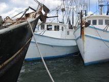 Trawlers Stock Photography