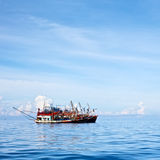 Trawlers Group Stock Photography