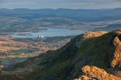 Trawsfynydd kraftverk Fotografering för Bildbyråer