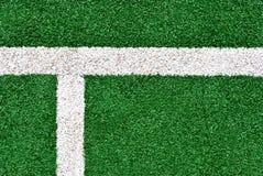 trawy artifficial linia Obraz Stock
