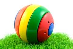 trawy balowa kolorowa sztuka Zdjęcia Royalty Free