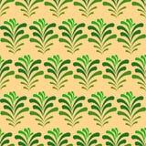 Trawy bezszwowy deseniowy tło Obraz Stock