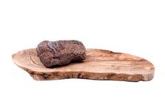 Trawy nakarmoina soczysta kukurydzana pieczona wołowina Zdjęcia Royalty Free