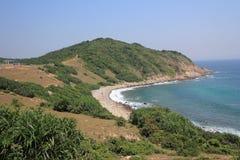 Trawy wyspa w Hong kong Fotografia Stock