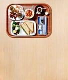Tray Stock Photo