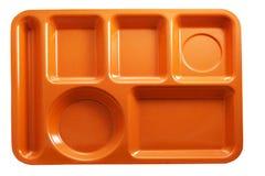 tray lunch Zdjęcia Royalty Free