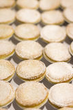 Tray Of Mince Pies Stock Image