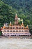 Trayanbakshwar-Tempel stockbilder