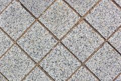 Trayectoria de la piedra de pavimentación Fotografía de archivo libre de regalías