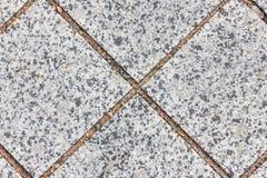 Trayectoria de la piedra de pavimentación Foto de archivo