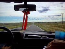Trayectoria a vacation Fotografía de archivo libre de regalías