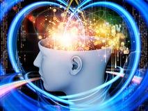 Trayectorias de la mente Imagenes de archivo