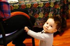 Trazione del bambino Fotografie Stock Libere da Diritti