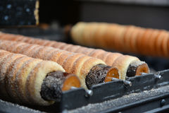 Trdelnik Royalty Free Stock Photo