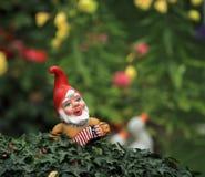 Trädgårds- dvärg eller gnom Fotografering för Bildbyråer