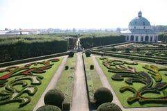 trädgårds- kromeriz för blomma Arkivfoton