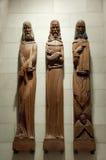 Tre apostoli Immagine Stock