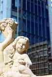 Tre architetture Immagine Stock Libera da Diritti