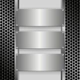 Tre baner Arkivbild