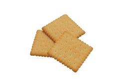 Tre biscotti Immagine Stock Libera da Diritti