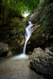 Tre Cannelle Waterfall stock photos