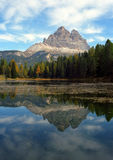 Tre Cime di Lavaredo Royalty Free Stock Images