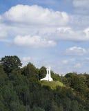 Tre collina trasversale, Vilnius Immagini Stock Libere da Diritti