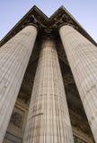 Tre colonne Fotografie Stock Libere da Diritti