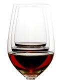 Tre colori di vino Immagini Stock Libere da Diritti