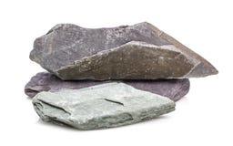 Tre grandi rocce Fotografie Stock