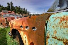 Tre hål Buick arkivfoto