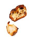 Tre-korn bröd, två stycken Arkivfoton