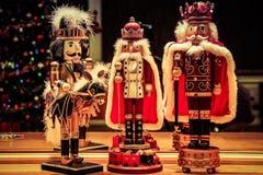 Tre re di Natale Fotografia Stock Libera da Diritti