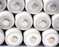 Batterier Royaltyfri Foto