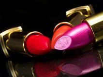 Tre rossetti Fotografia Stock