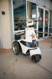 Tre-rullade sparkcyklar för att parkera framtvingande, Hillsborough County Sheriff's kontor arkivfoton